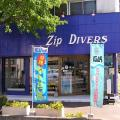 Shop & School  Zip DIVERS